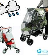 liltourist Regenschutz Klett