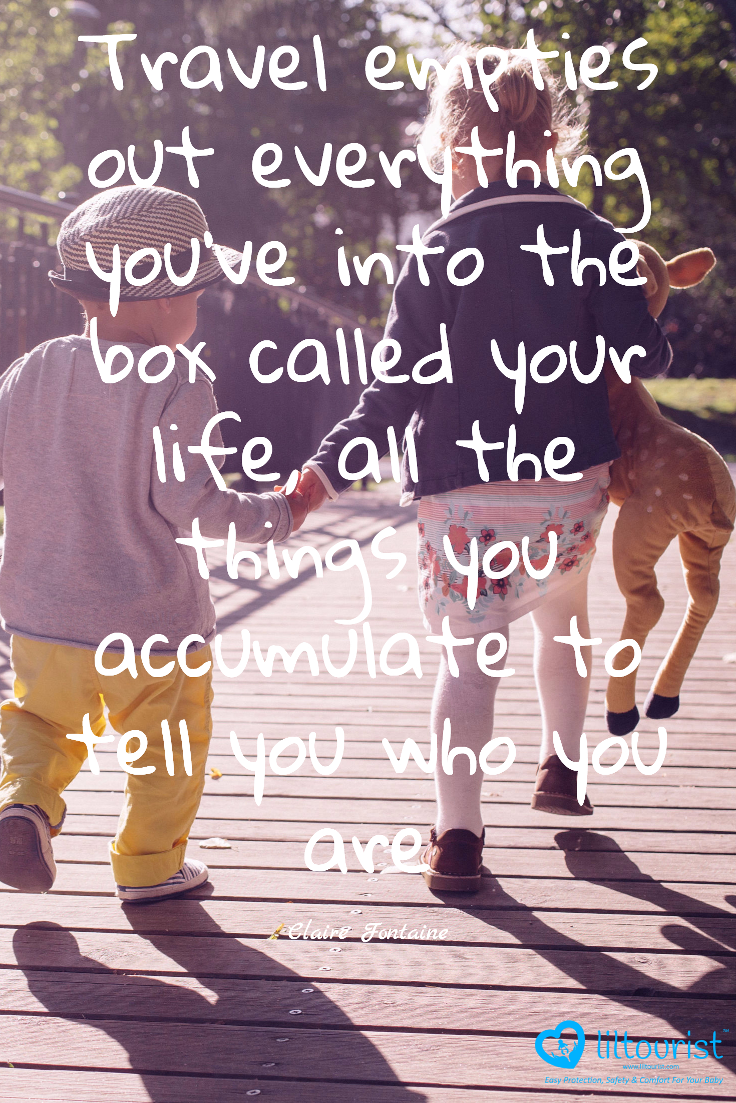 Love Your Kids Quotes Travelling With Kids Quotes And Inspirations  Liltourist