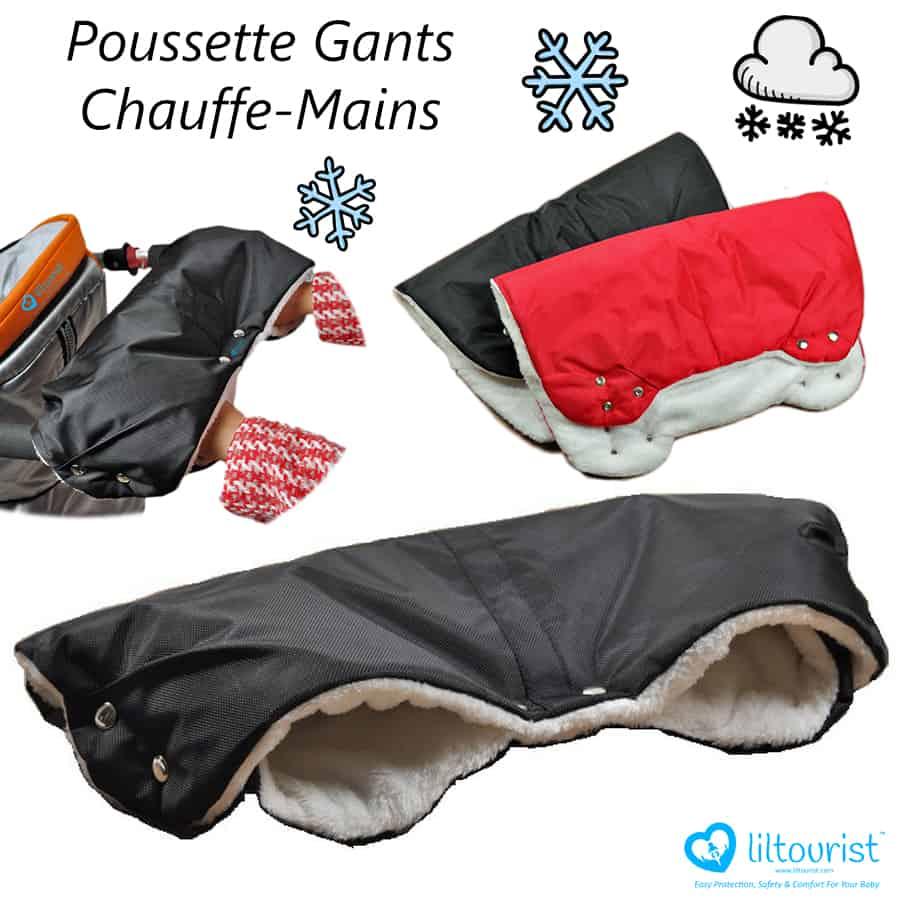 liltourist Poussette Gants