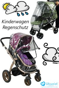 liltourist Regenschutz Deutsch